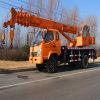 Flatbed Kraan van de Vrachtwagen met Chassis Dongfeng