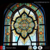 Farbe Glass, Buntglas (EGST012) mit CER Certifcate