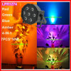 Lanling 7*10W RGBA 4 in-1 LED Flat PAR DJ Lights