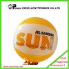 Boule de plage gonflable promotionnelle de PVC (EP-B7092)