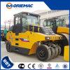 쓰레기 압축 분쇄기 20 톤 XCMG 타이어 XP203