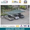 5.5X5.5m Stahl-Autoparkplatz-Zelt für Parkplatz und Parkplatz
