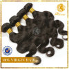 Onda Hair-C17 del cuerpo de los Peruvian de la llegada el 100% de la extensión 2014 llenos del pelo de Remy de la cutícula nueva