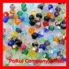 La pulsera del cristal #5301 Bicone rebordea el color de 4m m Ab