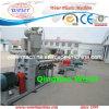 Maquinaria plástica da fabricação da tubulação de água do HDPE
