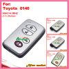 para a chave esperta de Toyota com 3 prata das teclas Ask433.92MHz 0140 ID71 Wd03 Wd04 Camry Reiz Pardo 2005-2008