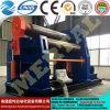 Pleine machine de roulement hydraulique pour de plaque métallique et en acier
