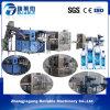 Terminar a linha de produção de enchimento da água pura automática