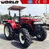 4WD гидровлический трактор системы управления 110HP миниый