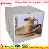취사 도구 컵을%s 물결 모양 주문 인쇄 종이 선전용 포장 상자