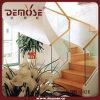 Les escaliers en bois en verre (DMS-2028)