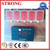 Sistema de teléfono inalámbrico del número de llamada de emergencia para construcción mástil