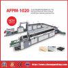 ノート機械Afpm-1020をつける12のクランプ新しいデザイン熱い溶解