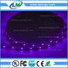 Colorir a luz de tira flexível clara roxa opcional do diodo emissor de luz