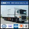 Rectángulo Van/Van Truck de /Cargo del carro de Hino 8X4 Refreezer