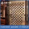 Новой подгонянный конструкцией стеллаж для выставки товаров вина нержавеющей стали для клуба