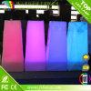 RGBカラー再充電可能なLED花つぼLight/LEDの植木鉢