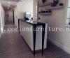 De nieuwe ZijLijst van het Huis van het Tafelblad van de Oppervlakte van Corian van het Ontwerp Acryl Stevige