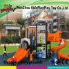 Wenzhou usou o equipamento ao ar livre da corrediça do campo de jogos das escolas