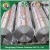 Papier d'aluminium découvrant de vente chaud de bonne qualité sur le roulis
