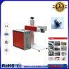 Máquina de escritorio de la marca del laser de la fibra de Mopa