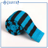 China-Fabrik-Formmens-Aktien gestrickte Krawatten
