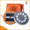 屋内か屋外の使用のキャンプのハイキングのための磁気太陽軽い携帯用太陽LEDの非常灯