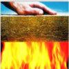 Пожаробезопасная панель Sandwitch шерстей утеса с рангом