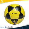 Balones de fútbol a granel amarillos brillantes de la talla 5 de la muestra libre