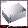 Contenitore elettrico personalizzato di metallo di allegato dell'acciaio inossidabile di alta precisione