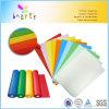 Carte de carte de couleur de carton de couleur