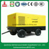Compresor de aire del tornillo del acoplado de la remolque de Kaishan LGY-16/10G 110kw