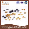 Вставки CNC карбида Indexable поворачивая