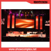 El panel a todo color de interior del alquiler LED de Showcomplex P3 SMD