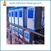 Forno de recozimento de calor de indução Super Frequência de Áudio para Rebar de arame