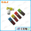 Echte Capacity 4GB Mini USB Swivel USB Flash met Free Logo Accept Paypal