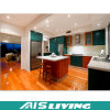 Muebles laminados melamina del armario de la cocina de la madera contrachapada (AIS-K371)