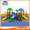 Heißes Children Outdoor Playground und Plastic Children Playground für Kids Txd16-Hoi104A