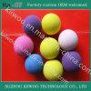 Bola de borracha de silicone sólida de qualidade de alimentos certificados pela FDA