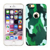 Phone를 위한 차가운 Camouflage Leather Case TPU 이론 Material