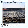 Mur prix de pipe d'acier du carbone de pouce de JIS G3444 mince 6