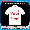 Людей полиэфира конструкции способа новых классицистическая Pique рубашка 100% пола