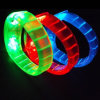 Braccialetto di scossalina del braccialetto LED del braccialetto LED di Halloween