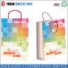 Bolso de compras de papel Mezclado-para arriba del color de la alta calidad