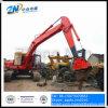 Os materiais de aço que levantam a máquina instalam na máquina escavadora Emw5-130L/1