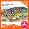 Sale를 위한 사탕 과자 Children Playground Equipment Indoor Playground