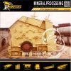 Frantumatore a urto verticale della roccia dell'asta cilindrica del macchinario minerario