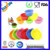 Zoll mit Lid Collapsible Silicone Bowl