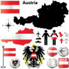 La livraison de DHL Expess vers l'Autriche