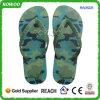 Тапочки пляжа печати людей ввоза высокого качества резиновый (RW25223)